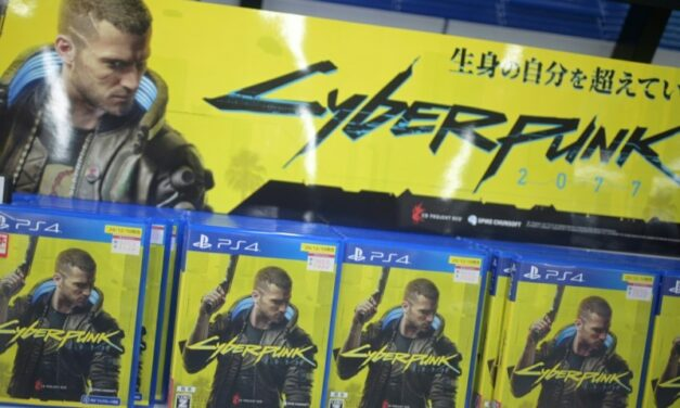 Cyberpunk 2077 Returning to PlayStation Store