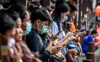 Asia Cracks Down on Virus 'Fake News'