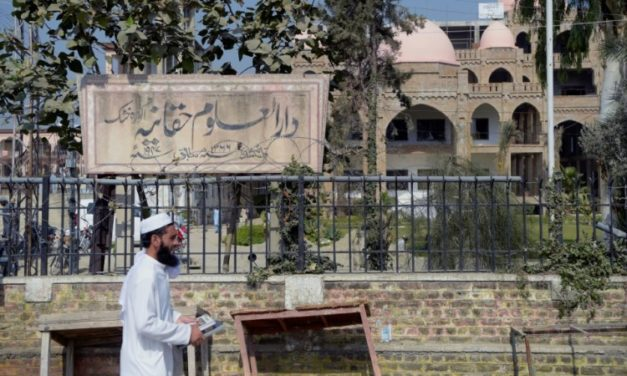 'University of Jihad' in Pakistan Churned out Leaders for Taliban