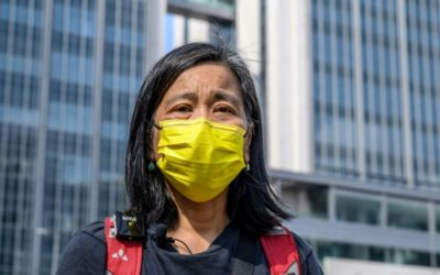 'Till Prison We Part': Hong Kong Crackdown Pushes Veteran Activists to Wed