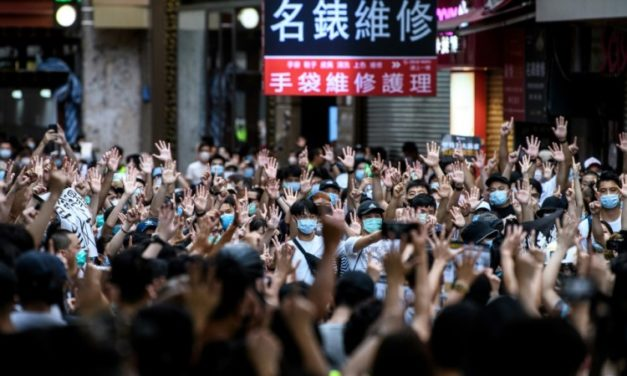 Five Hong Kong Democracy Protesters Seek Asylum in the US