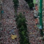 Hong Kong Group Behind Huge Democracy Rallies Disbands