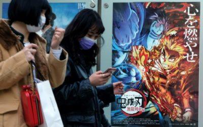 Anime 'Demon Slayer' Set to Dethrone Ghibli Classic for Japan Box Office Crown