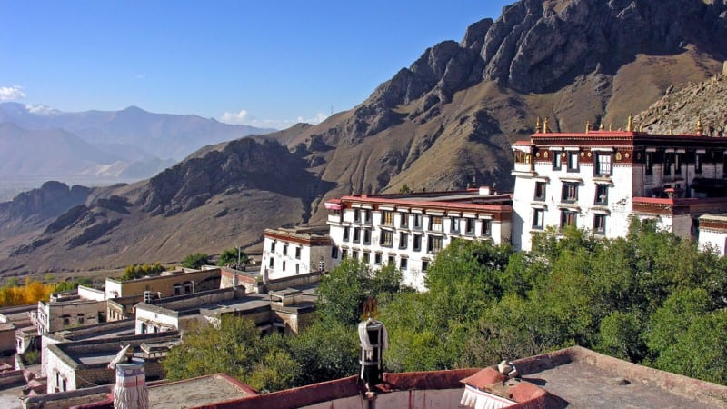 Depung Monastery Tibet