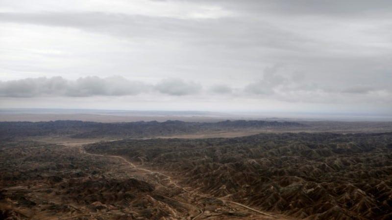 Desert and Grassland Inner Mongolia