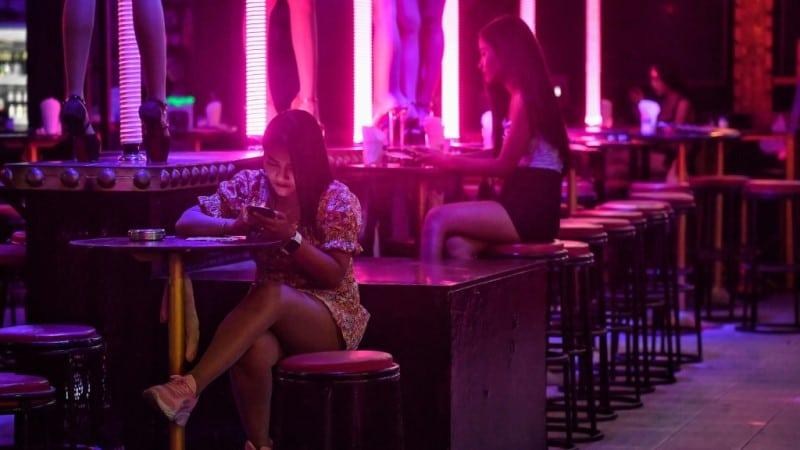 Deserted Bars in Phuket