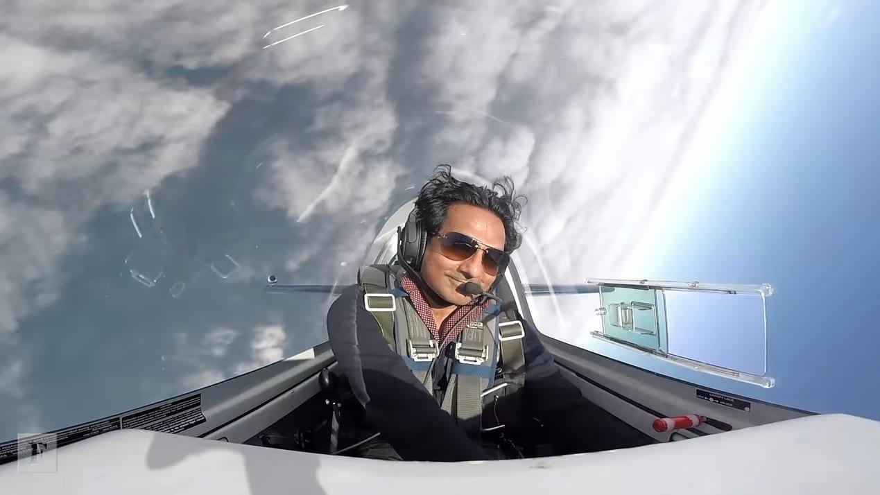 Divyank Turakhia - Barrel Rolling With A Thrillionaire Entrepreneur ©Forbes Life Youtube