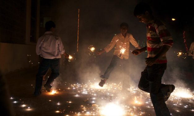 The 'Eco-Friendlier' Firecrackers Rolls out in India