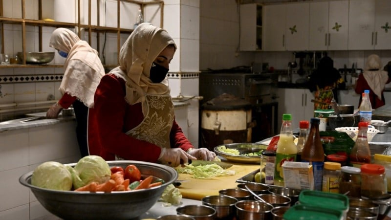 Domestic Abuse on Afghan Women