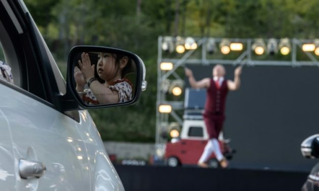 South Korea Launch Drive-In Experience for Annual Circus