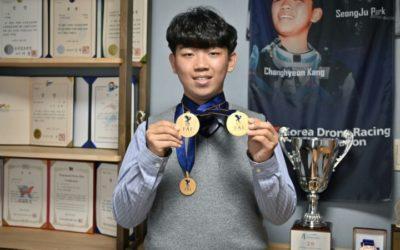 Top Flight: South Korea's 18-Year-Old World Drone Champion