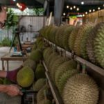Stinky Durians Spiked in Online Demand During Pandemic
