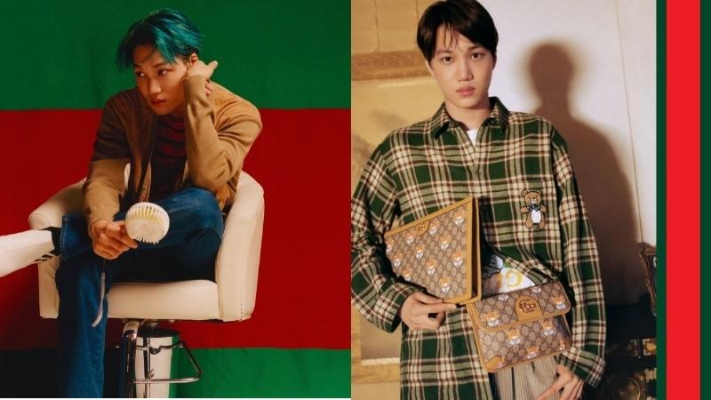 EXO x Gucci Banner