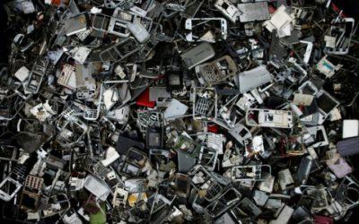 Big Tech Backs Plan to Tackle E-Waste Crisis