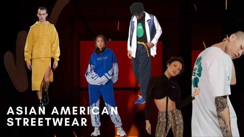 Emerging Asian American Streetwear Designers
