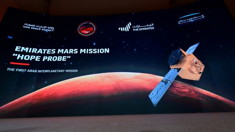 Emirates Mars Mission