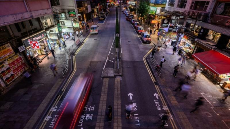 Entertainment District Wanchai
