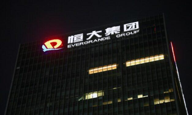 Struggles Facing China's Evergrande Not Panicking Markets – Yet