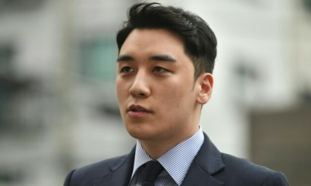 Ex K-Pop Star Seungri Jailed for 3 Years for Arranging Prostitution
