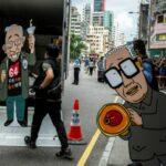 Hong Kong Police Raid Shuttered Tiananmen Museum