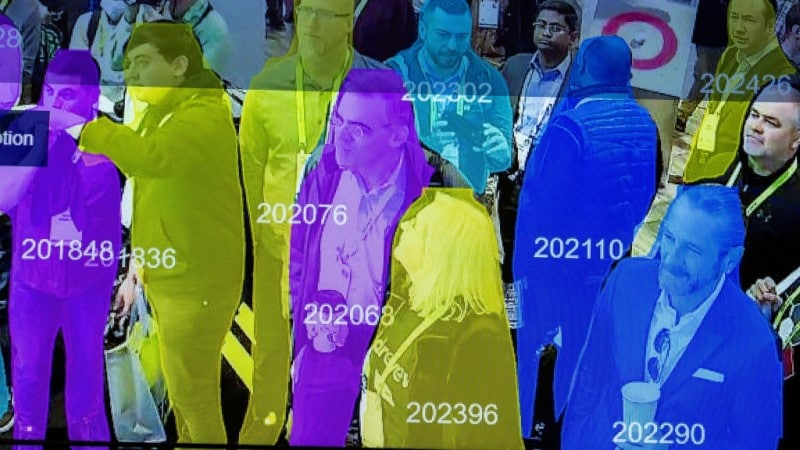 Facial Recognition Technology Can Now Identify People in Crowds.afp