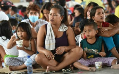 Thousands Abandoned Pets and Homes as Philippine Volcano Spews Lava
