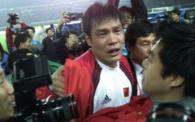 Fan Zhiyi, the Chinese Cult Hero Who 'Rejected Liverpool, Newcastle'