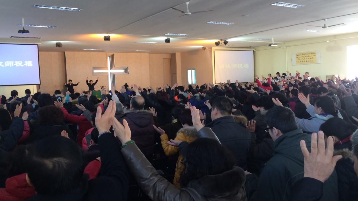 Fanshan Church - China