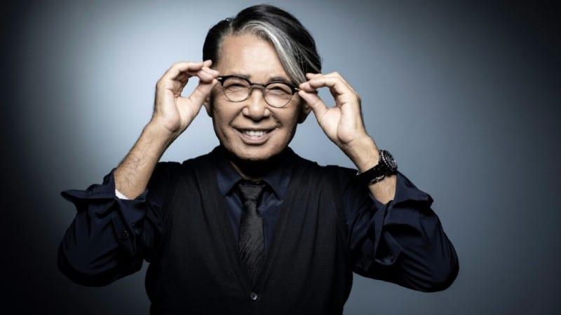 Fashion Designer Kenzo Takada