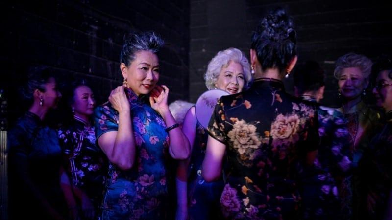 Fashionable Elderly Influencers China