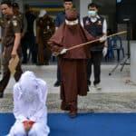 Indonesia Unveils New Female Flogging Squad