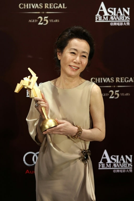 Film Icon Youn Yuh-jung