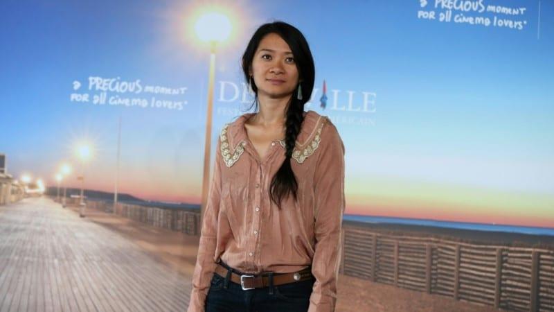 Filmmaker Chloe Zhao