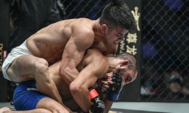 Filipino UFC Fighter Follows Pacquiao's Mountain Path to Glory