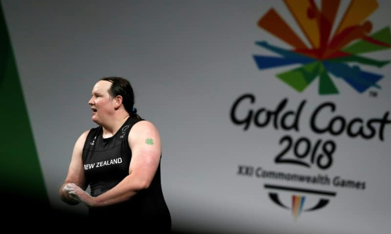 First Transgender Athlete in Olympics