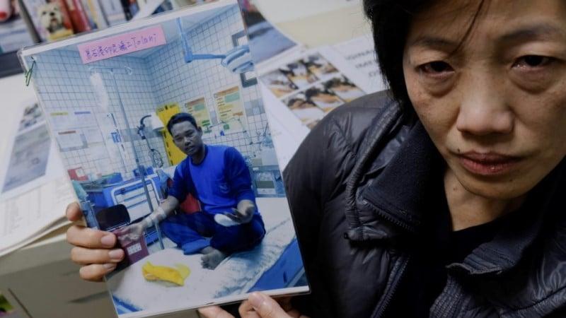 Missing Indonesian Fisherman