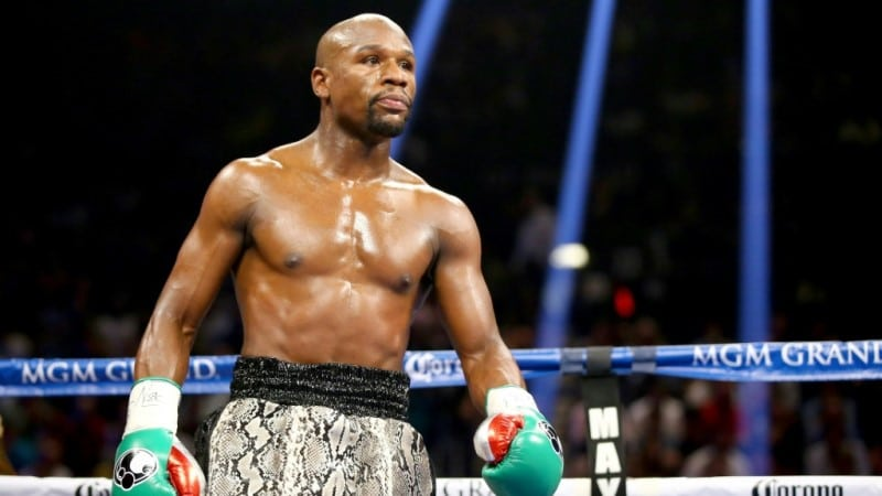 Floyd Mayweather's Exhibition Fight
