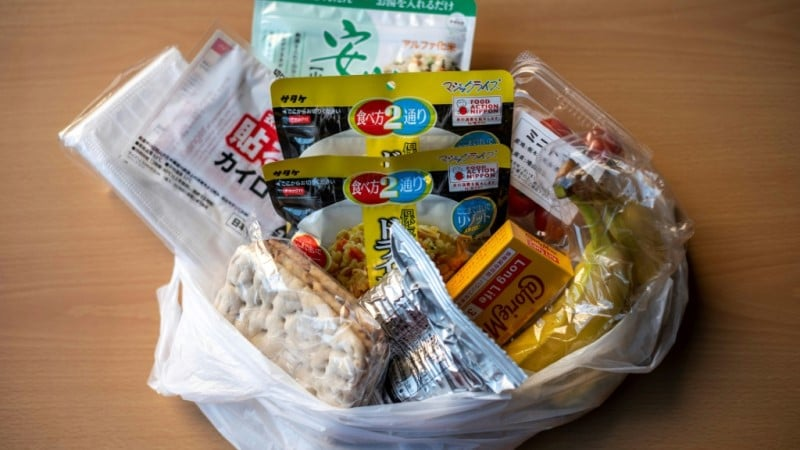 Food Pack for Independent Living