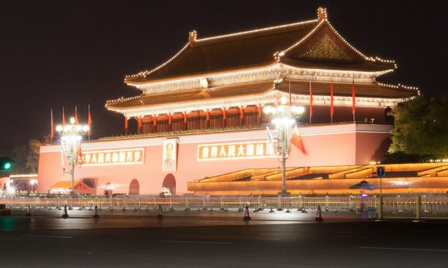China's Forbidden City Opens at Night for the First Time in 94 Years