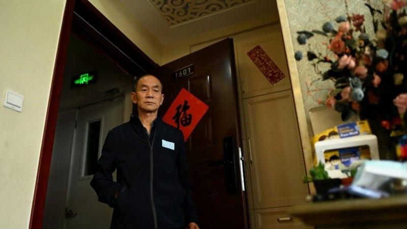 Former Army Musician Chen Shaohua