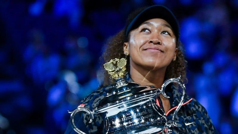 Four-time Major Champion