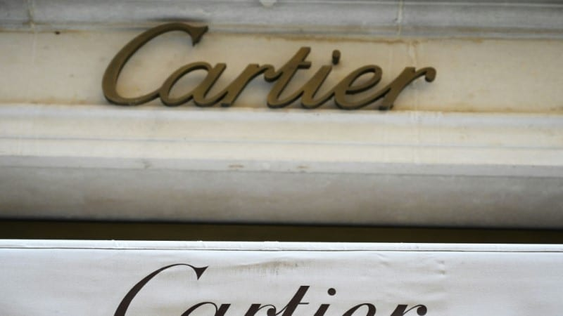 French Luxury Brand Cartier