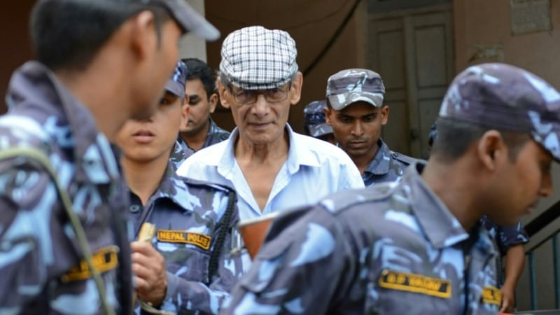 French Serial Killer Charles Sobhraj