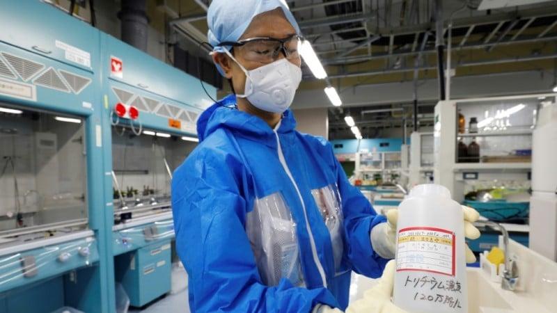 Fukushima Treated Water