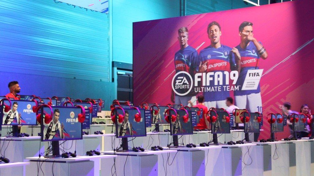Gamescom Fifa