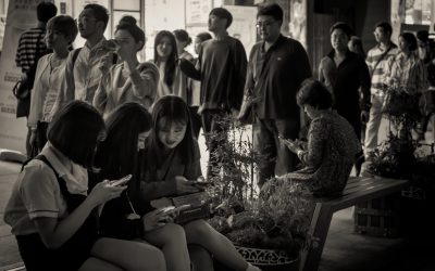 Asia: Love in the Age of Online Dating Apps