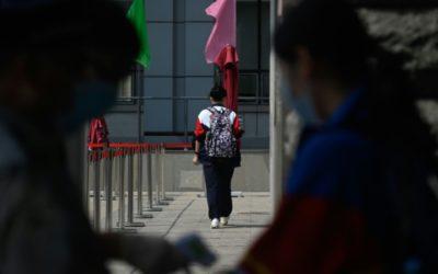 Identity Theft Scandal in China University Exam Ignites Fury