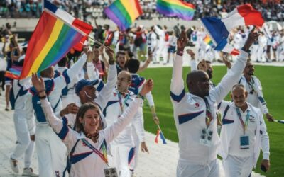 Taiwan Won't Attend Hong Kong's Gay Games Fearing Security Law