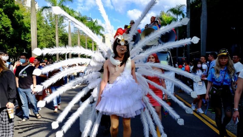 Gay Pride Taiwan 2