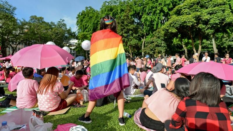 Gay Sex Ban in Singapore